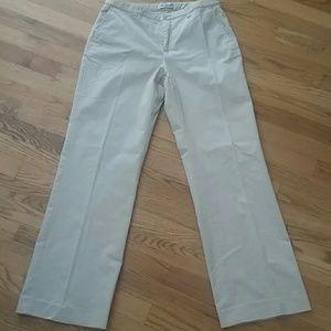 Coldwater Creek khaki pants 6